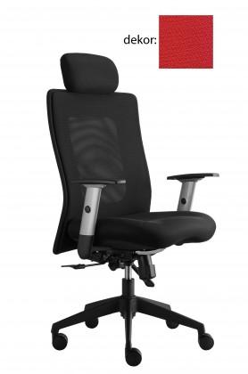 kancelářská židle Lexa s podhlavníkem (phoenix 105, sk.3)