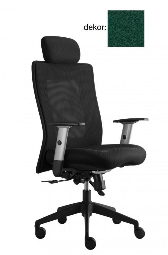 kancelářská židle Lexa s podhlavníkem (phoenix 45, sk.3)