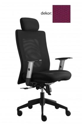 kancelářská židle Lexa s podhlavníkem (rotex 20, sk.2)