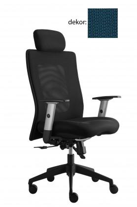 kancelářská židle Lexa s podhlavníkem (rotex 5, sk.2)