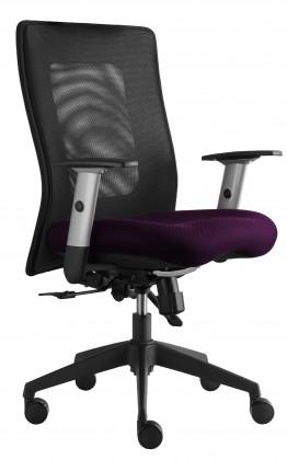 kancelářská židle Lexa (suedine 22, sk.1)