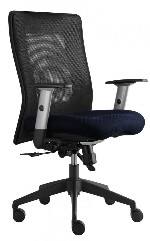kancelářská židle Lexa (suedine 9, sk.1)
