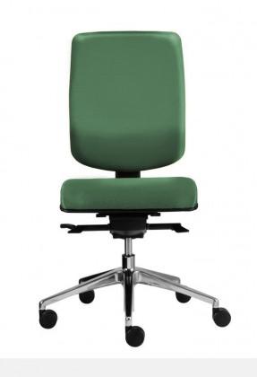 kancelářská židle Notio Boss - bez područek, synchro P (potah - kůže)
