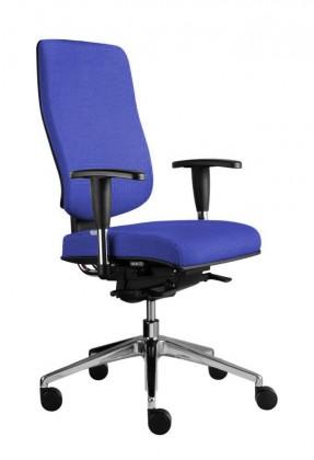 kancelářská židle Notio Boss - s područkami P93, synchro P (potah - látka)