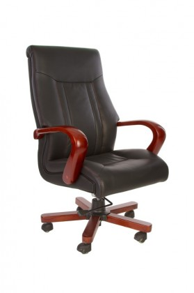 kancelářská židle Phoenix (černá, calvados)