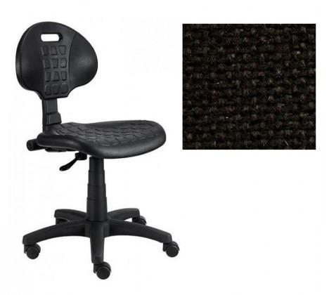 kancelářská židle Piera - Dílenská židle (antistatická, kloub, černá)