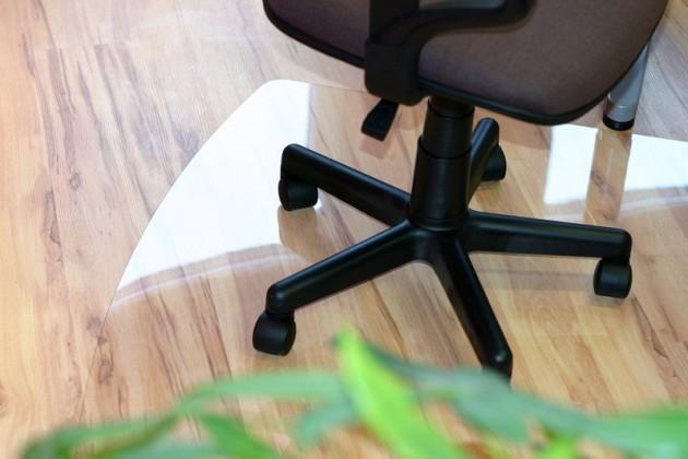 kancelářská židle Podložka pod židli 125x100 (čirá)