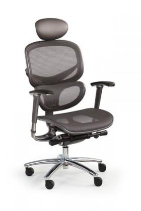 kancelářská židle President (Stříbrná)