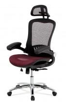 Kancelářská židle Renée červená