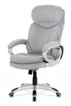 Kancelářská židle Rut stříbrná