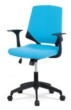 Kancelářská židle Sabina modrá