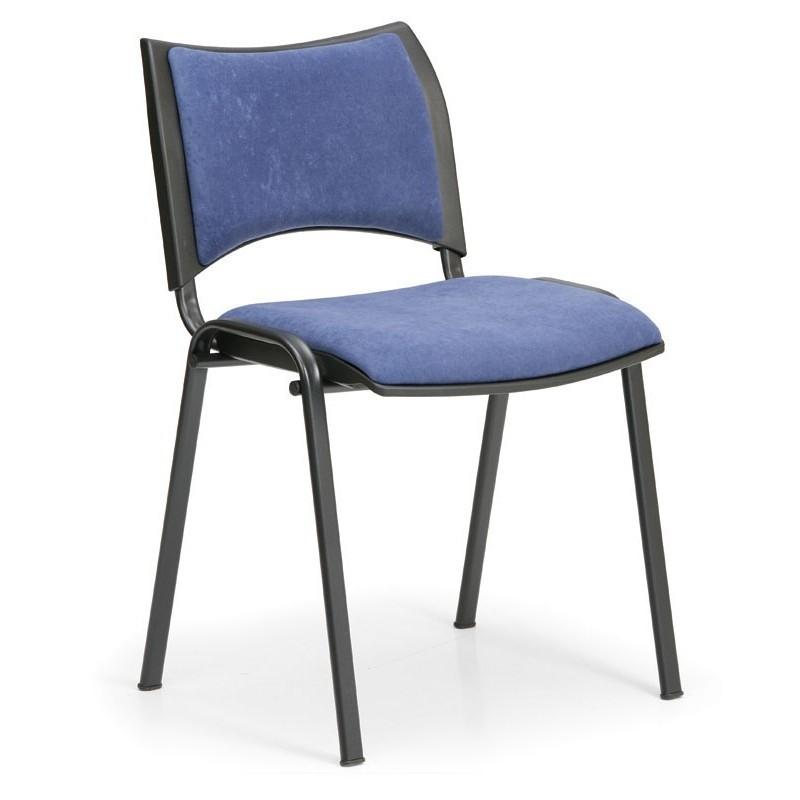 kancelářská židle Smart (látka Fill 083/Modrošedá)