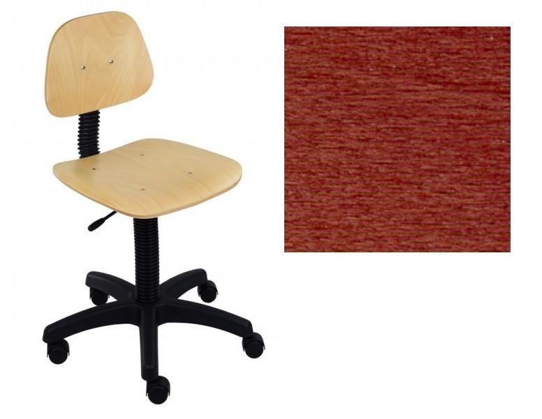 kancelářská židle Sparta (mahagon)