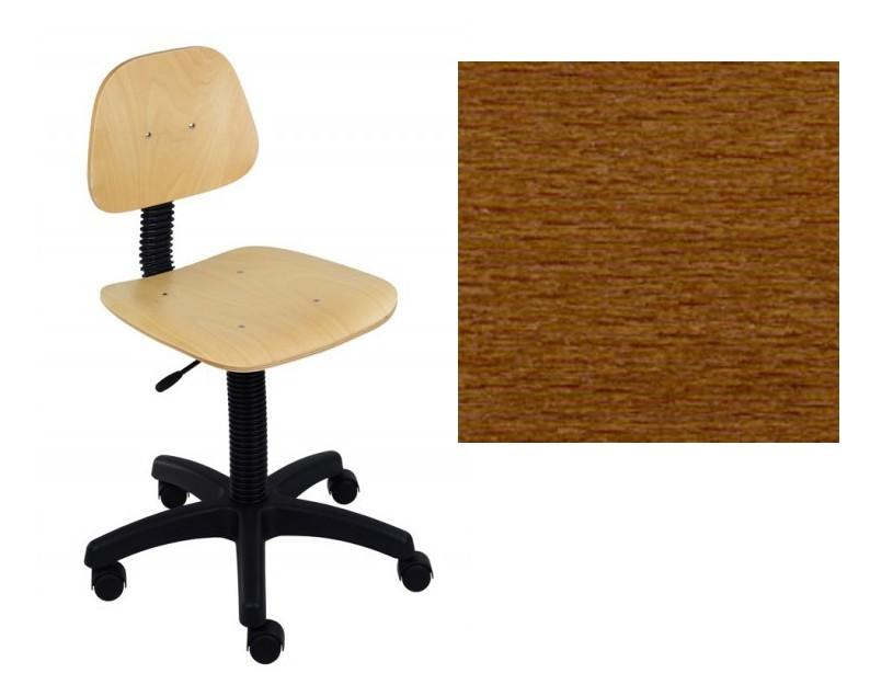 kancelářská židle Sparta (ořech)