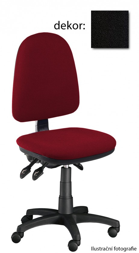 kancelářská židle Tara E-asynchro (koženka 12)