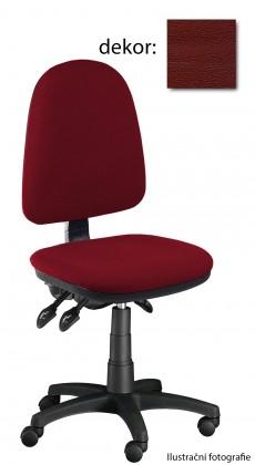 kancelářská židle Tara E-asynchro (koženka 85)