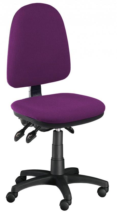 kancelářská židle Tara E-asynchro (suedine 22)