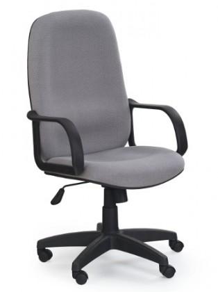 kancelářská židle Teo - Kancelářská židle, mechanismus tilt, područky (světlá šedá)