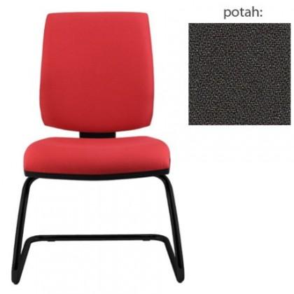 kancelářská židle York prokur černá(bondai 8010)