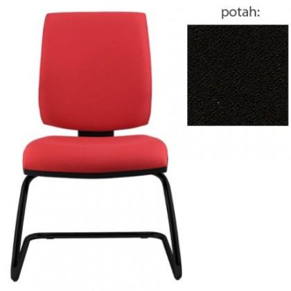kancelářská židle York prokur černá(bondai 8033)