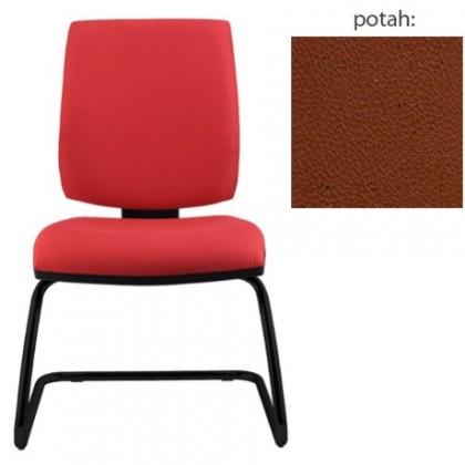 kancelářská židle York prokur černá(koženka 40)