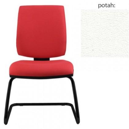 kancelářská židle York prokur černá(koženka 51)