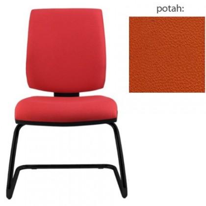 kancelářská židle York prokur černá(koženka 74)