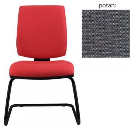 kancelářská židle York prokur černá(pola 617)