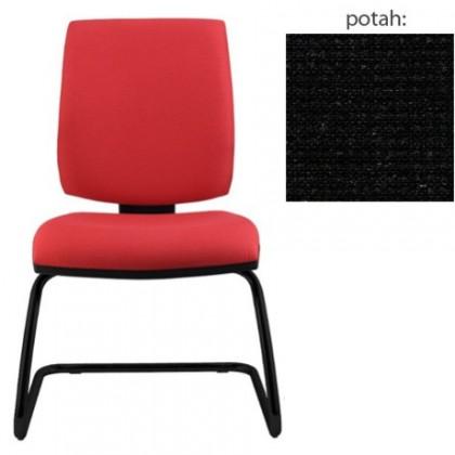 kancelářská židle York prokur černá(pola 651)
