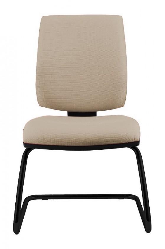 kancelářská židle York prokur černá(suedine 109)
