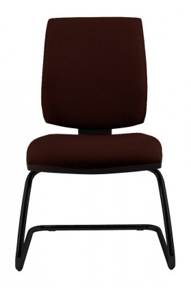kancelářská židle York prokur černá(suedine 21)