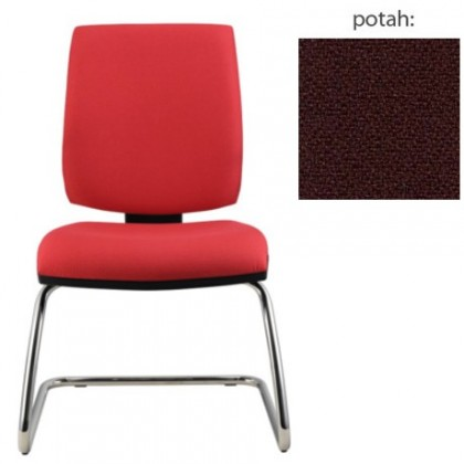 kancelářská židle York prokur chrom(bondai 4017)