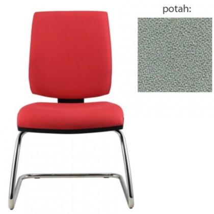 kancelářská židle York prokur chrom(bondai 8078)