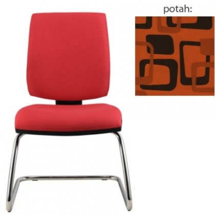 kancelářská židle York prokur chrom(norba 76)
