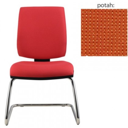 kancelářská židle York prokur chrom(pola 115)