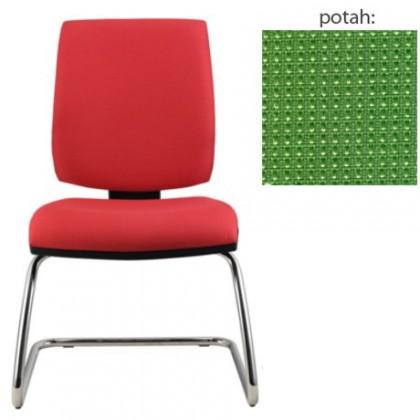 kancelářská židle York prokur chrom(pola 493)