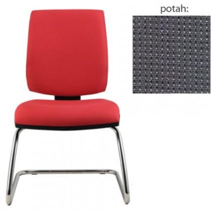 kancelářská židle York prokur chrom(pola 617)