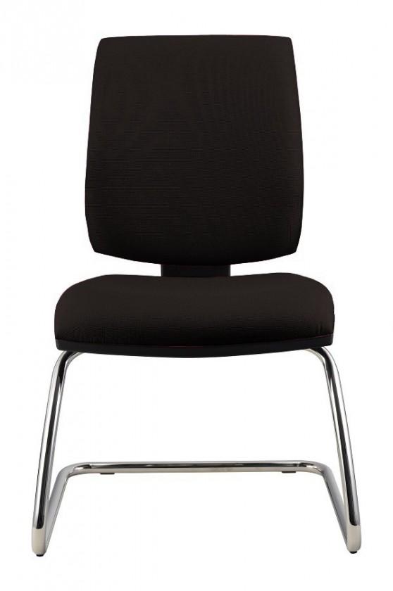 kancelářská židle York prokur chrom(suedine 1)