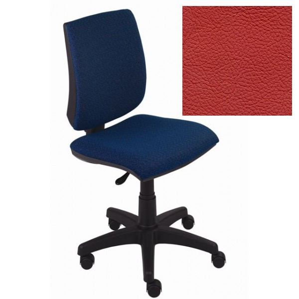kancelářská židle York rektor E-synchro(kůže 163)
