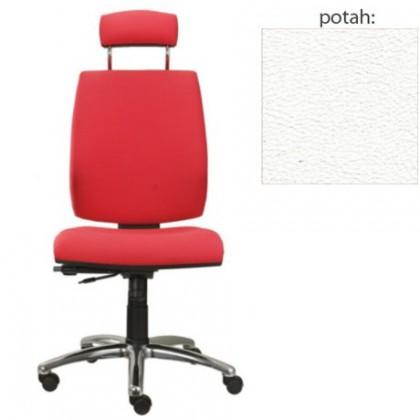 kancelářská židle York šéf AT-synchro(koženka 51)