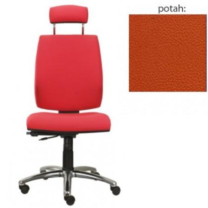 kancelářská židle York šéf AT-synchro(koženka 74)