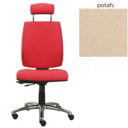 kancelářská židle York šéf AT-synchro(koženka 96)
