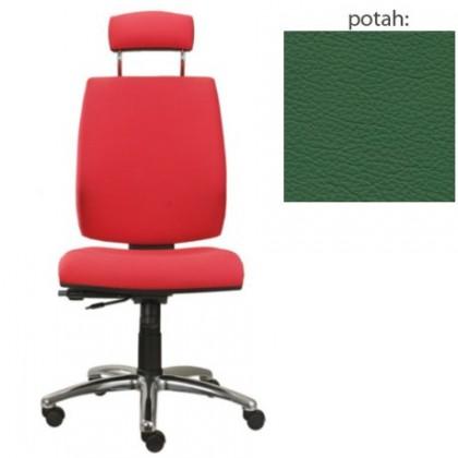 kancelářská židle York šéf AT-synchro(kůže 161)
