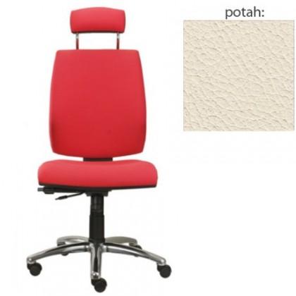 kancelářská židle York šéf AT-synchro(kůže 300)