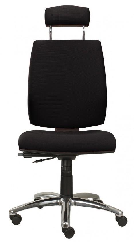 kancelářská židle York šéf AT-synchro(suedine 1)
