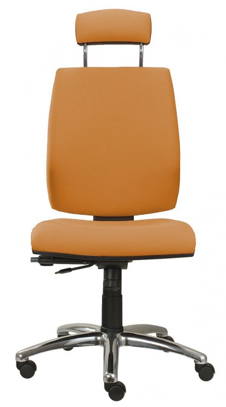 kancelářská židle York šéf AT-synchro(suedine 11)