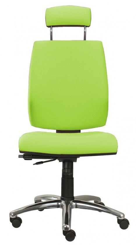 kancelářská židle York šéf AT-synchro(suedine 34)