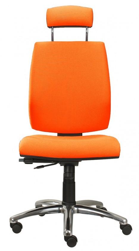 kancelářská židle York šéf AT-synchro(suedine 46)