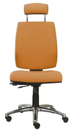 kancelářská židle York šéf E-synchro(alcatraz 847)