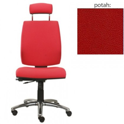 kancelářská židle York šéf E-synchro(koženka 14)